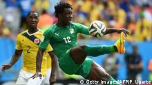 Fußball FIFA World Cup 2014 Wilfried Bony (Getty Images/AFP/P. Ugarte)