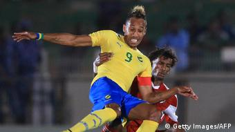 Fußball Qualilfikation African Cup of Nation 2017 Pierre Aubameyang (Getty Images/AFP)
