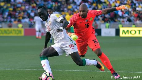 Fußball WM Qualifikation 2018 Sadio Mane (Getty Images/AFP)