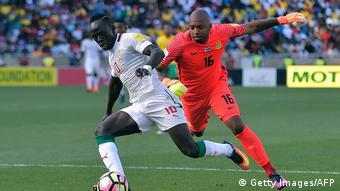 Fußball WM Qualifikation 2018 Sadio Mane