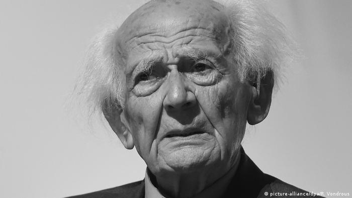 Zygmunt Bauman polnischer Soziologe (picture-alliance/dpa/R. Vondrous)