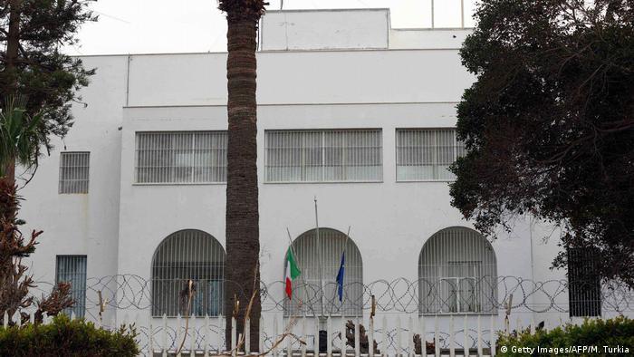 Italian Embassy in Tripoli