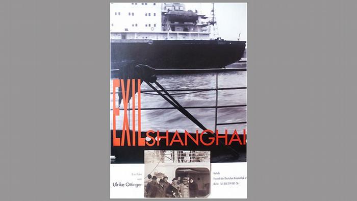 Cartaz de Exílio em Xangai