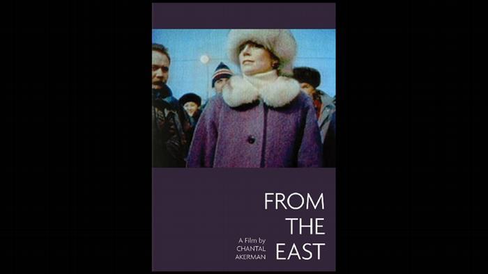 Cartaz de Do Leste