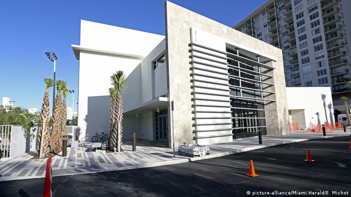 USA Miami Beach Jewish Community Center (picture-alliance/Miami Herald/E. Michot)