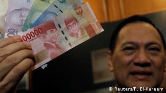 Indonesien 100.000 Rupiah Banknote