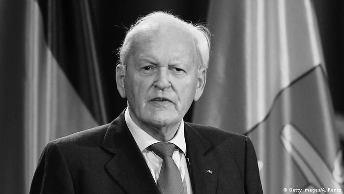 Deutschland Altbundespräsident Roman Herzog ist tot (Getty Images/A. Rentz)