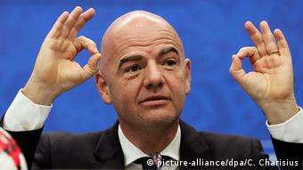 Gianni Infantino (picture-alliance/dpa/C. Charisius)