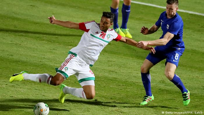 Fussball Freundschaftsspiel Finnland vs Marokko (Getty Images/AFP/K. Sahib)