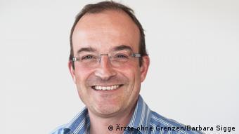 Deutschland Florian Westphal Ärzte ohne Grenzen