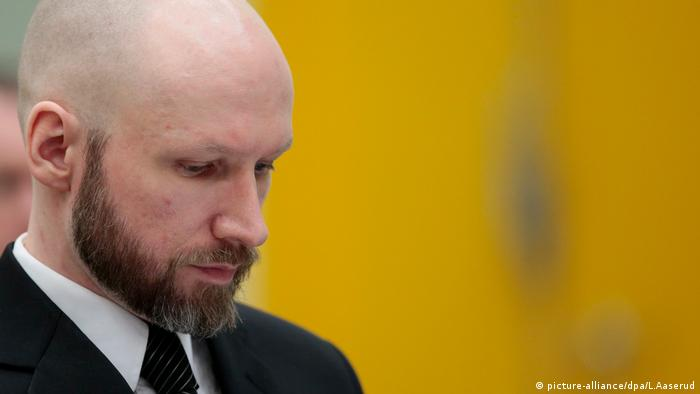 Berufungsprozess Anders Breivik (picture-alliance/dpa/L.Aaserud)