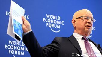 Засновник Всесвітнього економічного форуму Клаус Шваб
