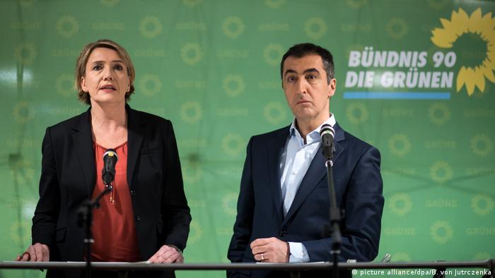 Jahres-Auftaktklausur der Grünen
