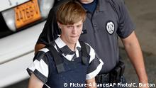 USA Charleston Attentat Dylann Roof