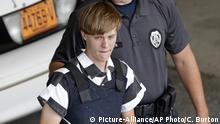 USA Charleston Attentat Dylann Roof