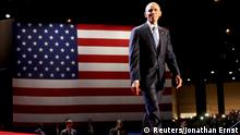 U.S. President Barack Obama arrives to deliver his farewell address in Chicago, Illinois, U.S., January 10, 2017. REUTERS/Jonathan Ernst