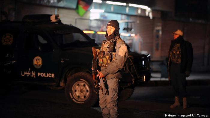 Afghanistan Anschlag in Kandahar