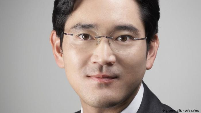 Samsung - Lee Jae-yong (picture-alliance/dpa/Yna)