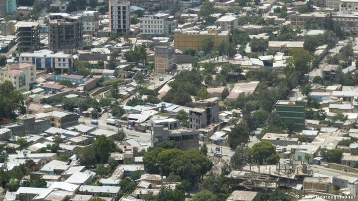 Äthiopien Stadt Mekelle