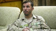 Afghanistan - Polizeichef der Proninz Kandahar Afghanistan, Abdul Raziq