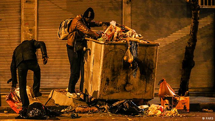 Iran Armut Leben in Slums (FARS)