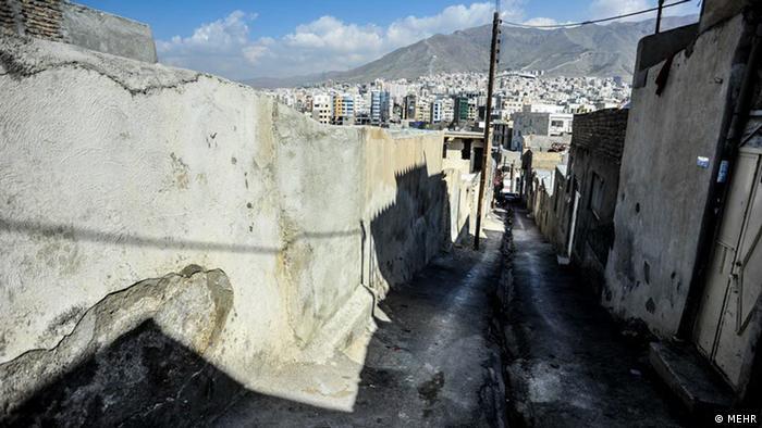 Iran Armut Leben in Slums (MEHR)