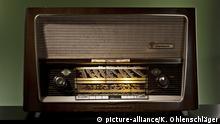 Radio - Altes Röhrenradio