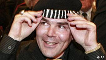 Author Uwe Tellkamp