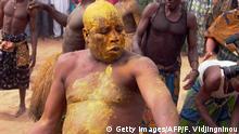 Benin Voodoo Festival in Ouidah