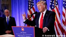 USA Donald Trump Pressekonferenz in New York City