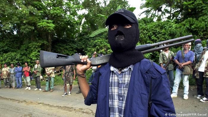 Abu Sayyaf (Getty Images/AFP/R.Gacad)