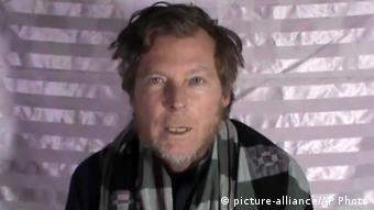 Afghanistan Enführter Lehrer Timothy Weekes (picture-alliance/AP Photo)