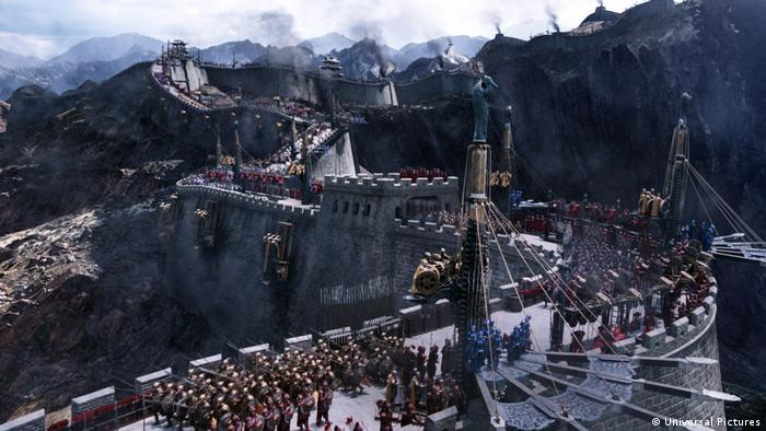 Film still The Great Wall (Universal Pictures)
