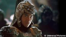 Film still The Great Wall, man in armor