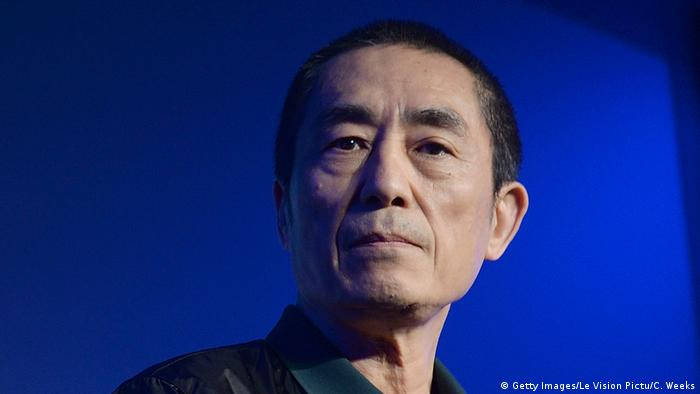 Zhang Yimou (Getty Images/Le Vision Pictu/C. Weeks)