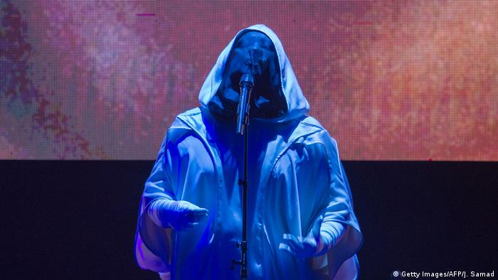 Anohni concert in New York (Getty Images/AFP/J. Samad)