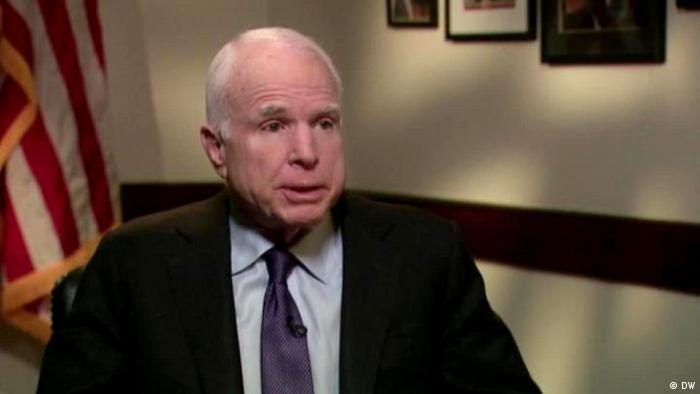 Маккейн вважає Росію більшою загрозою для світу, ніж