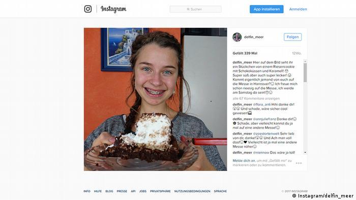 Инстаграм кулинара @delfin_meer