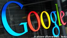 Google Logo (picture-alliance/dpa/O. Spata)