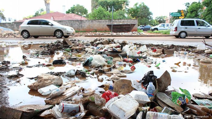 Simbabwe Typhus Cholera