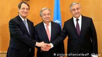 H διάσκεψη της Γενεύης έληξε χωρίς συμφωνία σε βασικές πτυχές του Κυπριακού