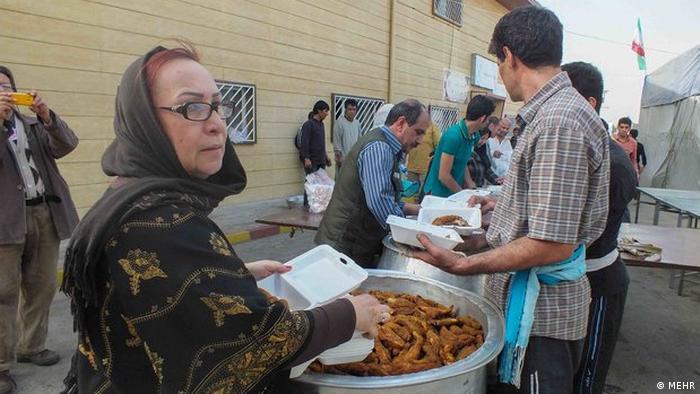 Iran Teheran Obdachlosigkeit (MEHR)