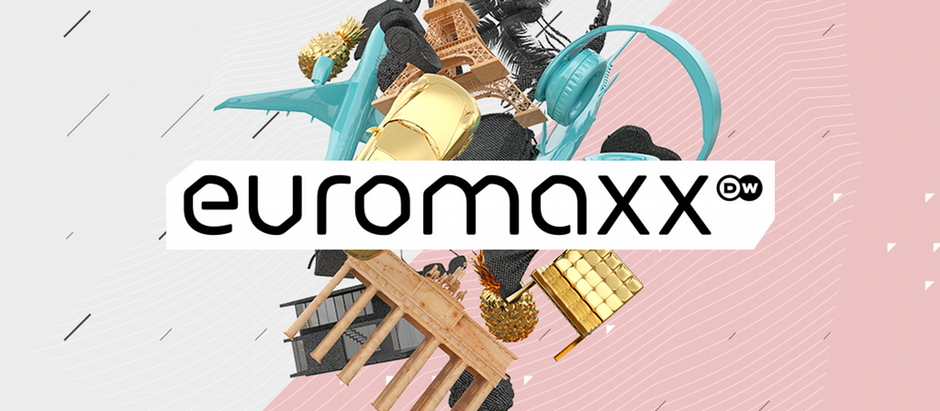 DW Euromaxx (Sendungslogo)