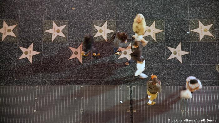 Hollywood Walk of Fame (picture-alliance/dpa/F. Duenzl)