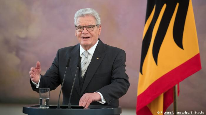 الرئيس الألماني يدعو لتحسين التعاون الدولي ضد الإرهاب