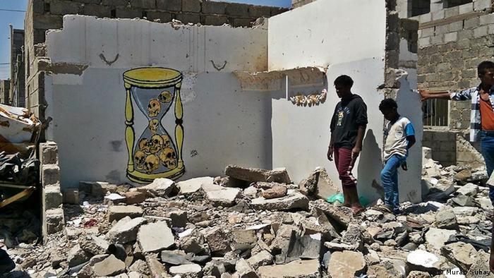 Wie die Medien über den Krieg im Yemen berichten