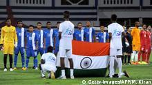 Indien Fußball National Mannschaft