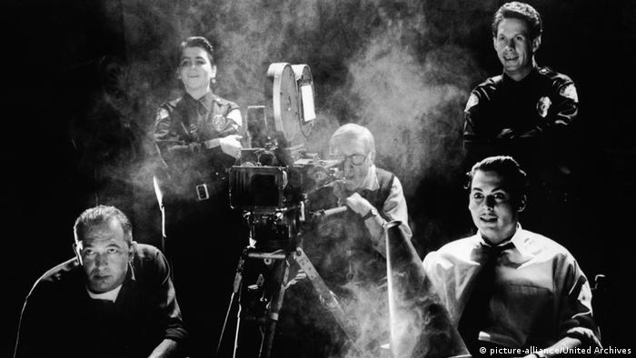 Film still from Ed Wood (Photo: picture-alliance/United Archives)