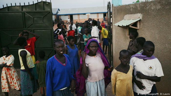 Uganda Gulu Alltag Menschen