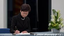 Carrie Lam Cheng Yuet-ngor China